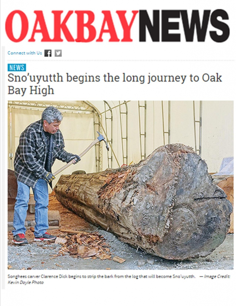 oak bay news